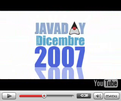 video promo JavaDay 2007